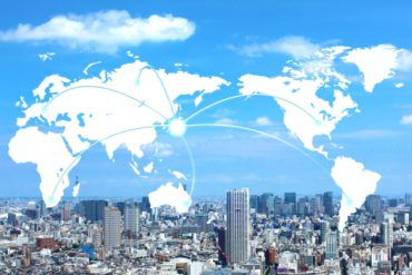 スマホをビジネスフォンにできるクラウド型サービスは拠点間通話も内線化!